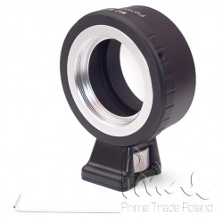 Adapter M42 na NEX E-MOUNT STATYW