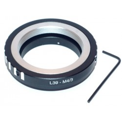 Adapter L39 M39 na MICRO 4/3