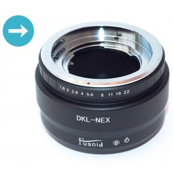 Adapter DKL na NEX E-MOUNT