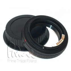 Adapter T2/Adaptal na Canon EOS EF potwierdzenie  AF PROGRAM EMF