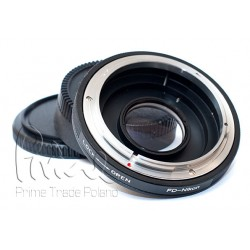 Adapter Canon FD na NIKON