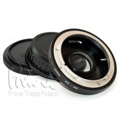 Adapter Canon FD na PENTAX PK