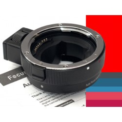 Adapter CANON EOS EF na NEX FULL AF! A7