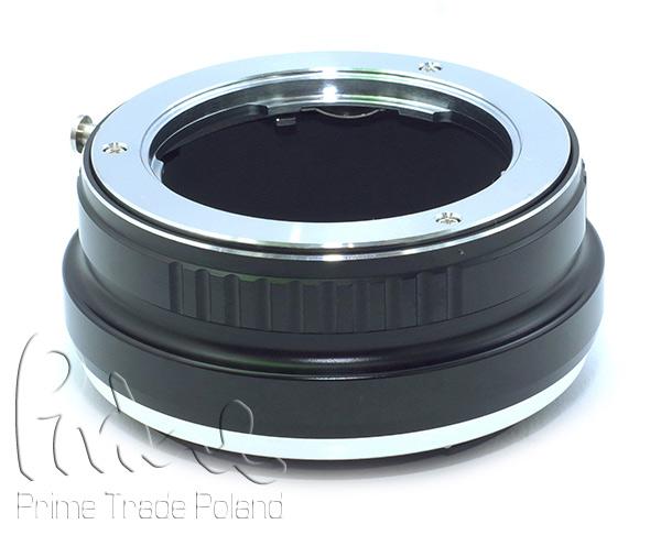 Adapter fotograficzny Minolta MD na NIKON Z